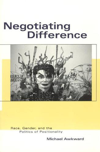 Negotiating Difference - Black Literature & Culture S. (Hardback)