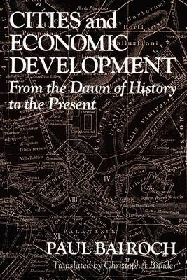 Cities and Economic Development: From the Dawn of History to the Present (Hardback)