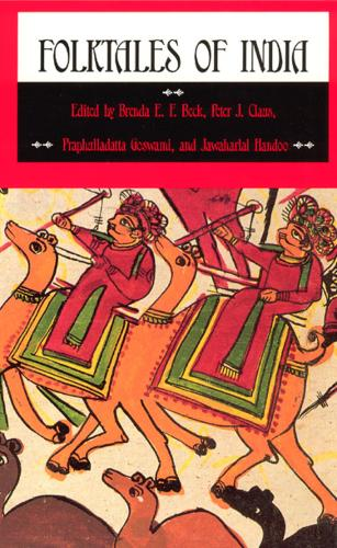 Folk Tales of India - Folktales of the World S. (Paperback)