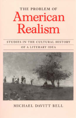 The Problem of American Realism: Studies in the Cultural History of a Literary Idea (Paperback)