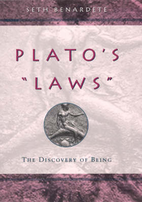 "Plato's ""Laws"": The Discovery of Being (Hardback)"