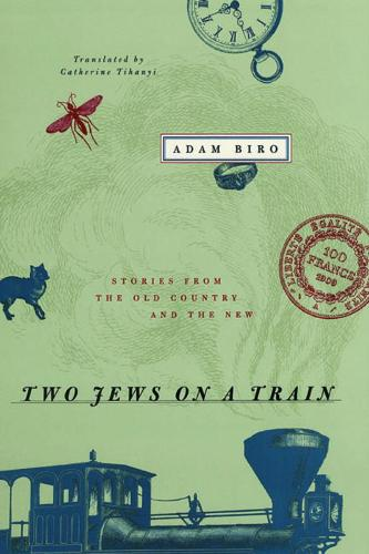 Two Jews on a Train: Stories from the Old Country and the New (Paperback)