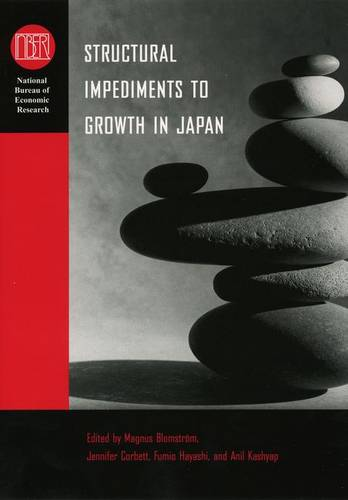 Structural Impediments to Growth in Japan (Hardback)