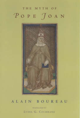 The Myth of Pope Joan (Paperback)