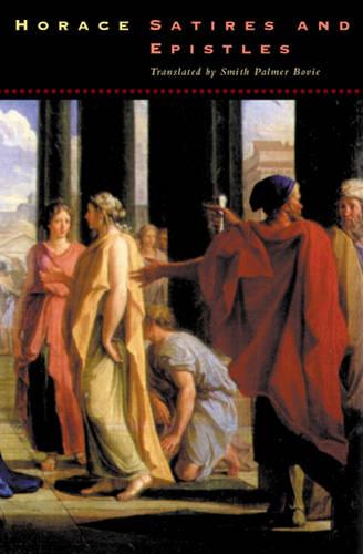 Satires and Epistles - Phoenix Books (Paperback)