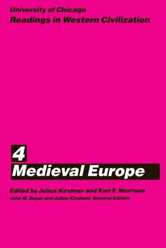Mediaeval Europe - Readings in Western Civilization Vol 4 (Paperback)