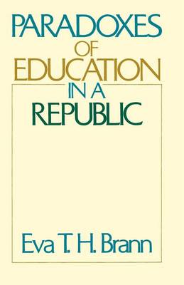 Paradoxes of Education in a Republic (Paperback)