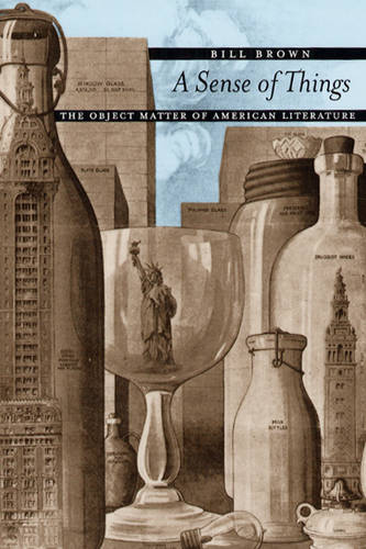 A Sense of Things: The Object Matter of American Literature (Paperback)