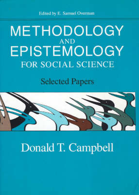 Methodology and Epistemology for Social Sciences: Selected Papers (Hardback)