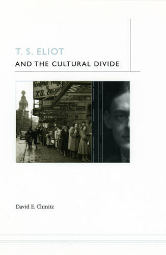 T.S. Eliot and the Cultural Divide (Paperback)