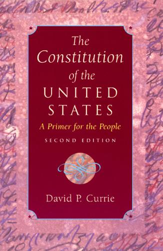 The Constitution of the United States: A Primer for the People (Paperback)