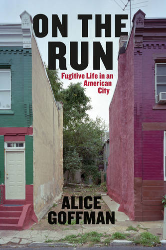 On the Run: Fugitive Life in an American City - Fieldwork Encounters and Discoveries (Hardback)