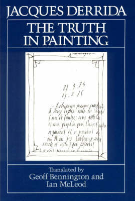 The Truth in Painting (Paperback)
