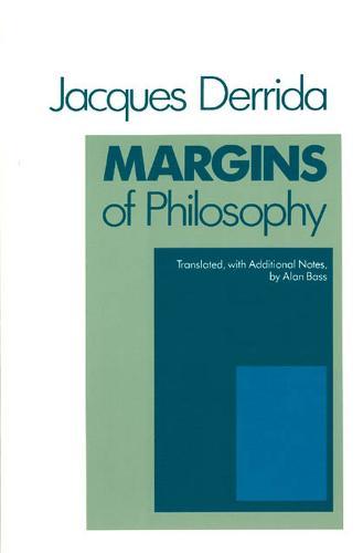 Margins of Philosophy (Hardback)