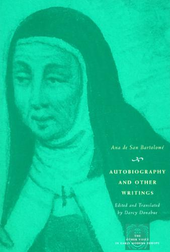 Autobiography and Other Writings - Other Voice in Early Modern Europe (Paperback)