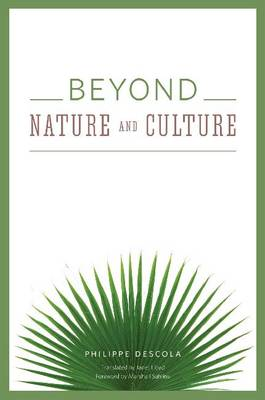 Beyond Nature and Culture (Hardback)