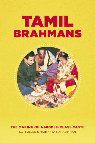 Tamil Brahmans: The Making of a Middle Class Caste (Paperback)