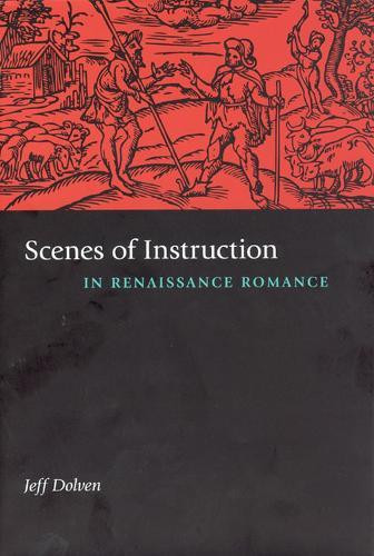 Scenes of Instruction in Renaissance Romance (Hardback)