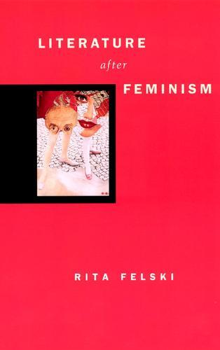 Literature After Feminism (Paperback)