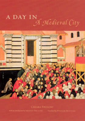 A Day in a Medieval City (Hardback)