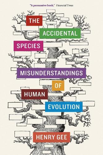 The Accidental Species: Misunderstandings of Human Evolution (Paperback)