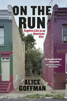 On the Run: Fugitive Life in an American City - Fieldwork Encounters and Discoveries (Paperback)