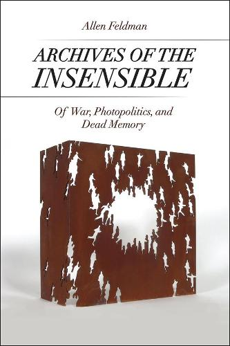 Archives of the Insensible: Of War, Photopolitics, and Dead Memory (Hardback)