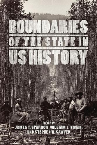 Boundaries of the State in US History (Hardback)