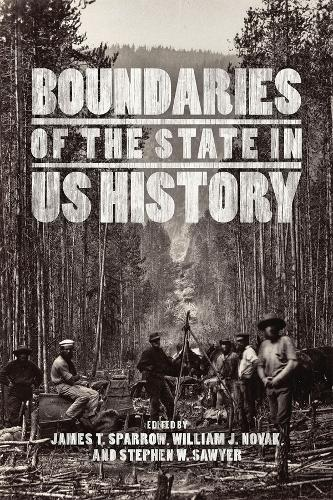 Boundaries of the State in US History (Paperback)