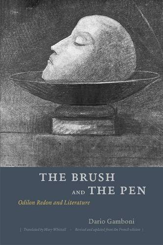 The Brush and the Pen: Odilon Redon and Literature (Hardback)