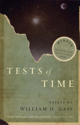 Tests of Time: Essays (Paperback)