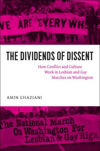 The Dividends of Dissent: How Conflict and Culture Work in Lesbian and Gay Marches on Washington (Hardback)