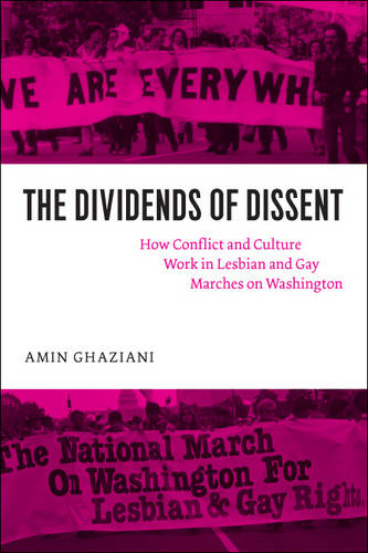 The Dividends of Dissent: How Conflict and Culture Work in Lesbian and Gay Marches on Washington (Paperback)