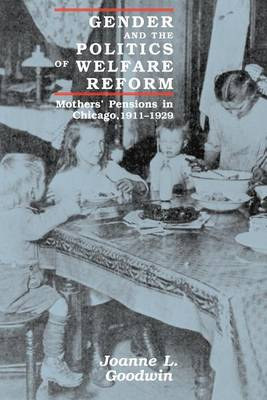 Gender and the Politics of Welfare Reform: Mothers' Pensions in Chicago, 1911-29 - Women in Culture and Society Series 1997 (Paperback)