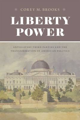 Liberty Power: Antislavery Third Parties and the Transformation of American Politics - American Beginnings, 1500 - 1900 (Hardback)
