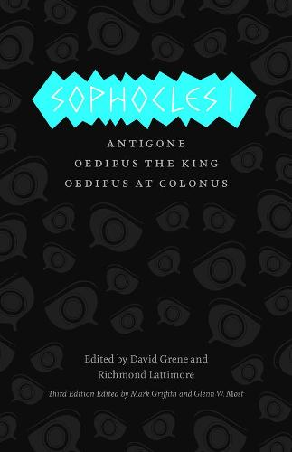 Sophocles I: Antigone, Oedipus the King, Oedipus at Colonus - Complete Greek Tragedies (Hardback)