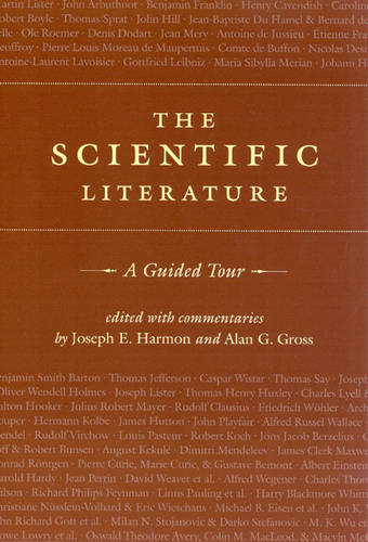 The Scientific Literature: A Guided Tour (Paperback)