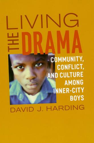 Living the Drama: Community, Conflict, and Culture Among Inner-city Boys (Hardback)