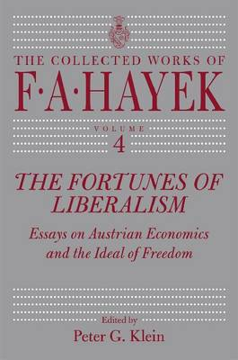 The Fortunes of Liberalism (Hardback)
