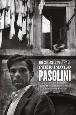 The Selected Poetry of Pier Paolo Pasolini: A Bilingual Edition (Paperback)