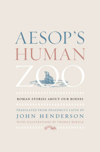 Aesop's Human Zoo: Roman Stories About Our Bodies (Hardback)