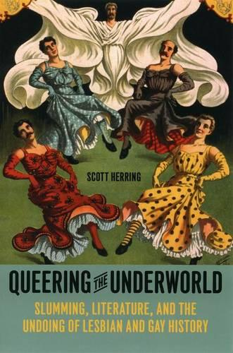 Queering the Underworld: Slumming, Literature, and the Undoing of Lesbian and Gay History (Hardback)