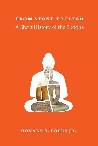 From Stone to Flesh: A Short History of the Buddha - Buddhism and Modernity (Paperback)