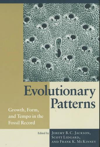 Evolutionary Patterns: Growth, Form and Tempo in the Fossil Record (Paperback)