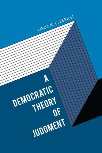 A Democratic Theory of Judgment (Hardback)