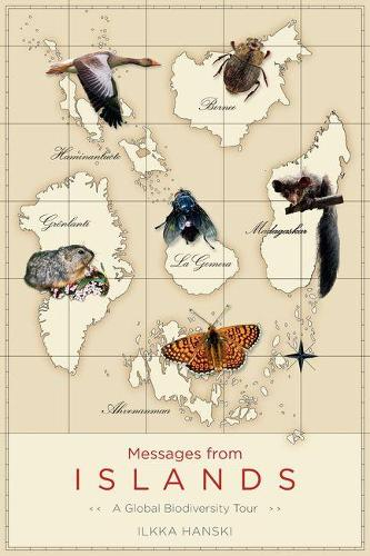 Messages from Islands: A Global Biodiversity Tour (Hardback)