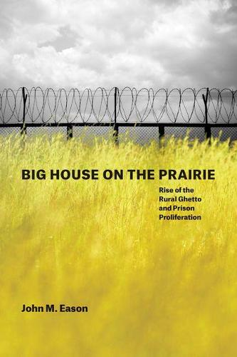 Big House on the Prairie: Rise of the Rural Ghetto and Prison Proliferation (Hardback)