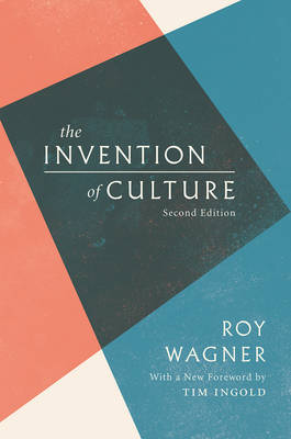 The Invention of Culture (Paperback)