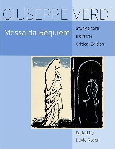 Messa Da Requiem: Study Score from the Critical Edition (Paperback)