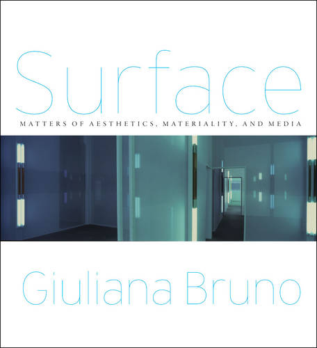 Surface: Matters of Aesthetics, Materiality, and Media (Paperback)